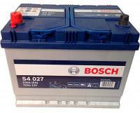 Аккумулятор Автомобильный Bosch 70 Ah (Бош) 70 Ампер BO 0092S40270 0