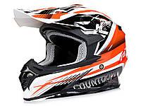 Шлем для мотокросса Naxa C9/C, фото 1