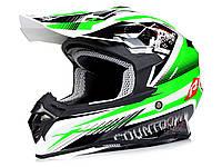 Шлем для мотокросса Naxa C9/D
