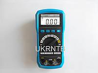 Мультиметр / Тестер с автоматическим выбором диапазонов в защитном кожухе