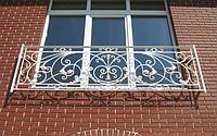 Кованый Французский балкон БЛ - 703