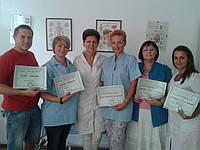 Курсы гирудотерапии  Украина
