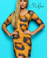 Леопардовое платье | Swag Леопард sk