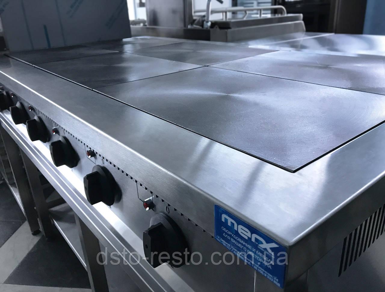 Плита электрическая 2-х конф. настольная ПЭ700-2