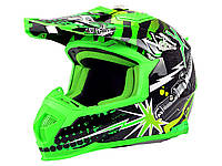 Шлем для мотокросса Naxa C8/C, фото 1