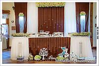 """Шоколадная свадьба. Ресторан """"Козачка"""" Полтава, фото 1"""