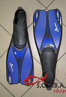 Ласты для плавания с закрытой пяткой MAXI Wave