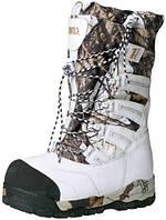 Ботинки Harkila Inuit GTX Winter 11 зимний камуфляж ц:mossy oak® winter camo