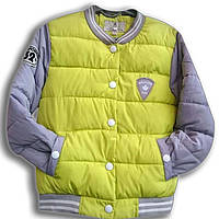 Легкие молодежные куртки
