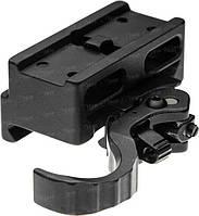 Быстросъемное крепление Recknagel ERA-TAC для прицела Aimpoint Micro. Высота основания - 18.5 мм. На планку Weaver/Picatinny
