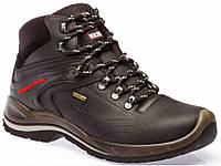 Мужские ботинки зимние Grisport  Red Rock 11101 (черные), фото 1