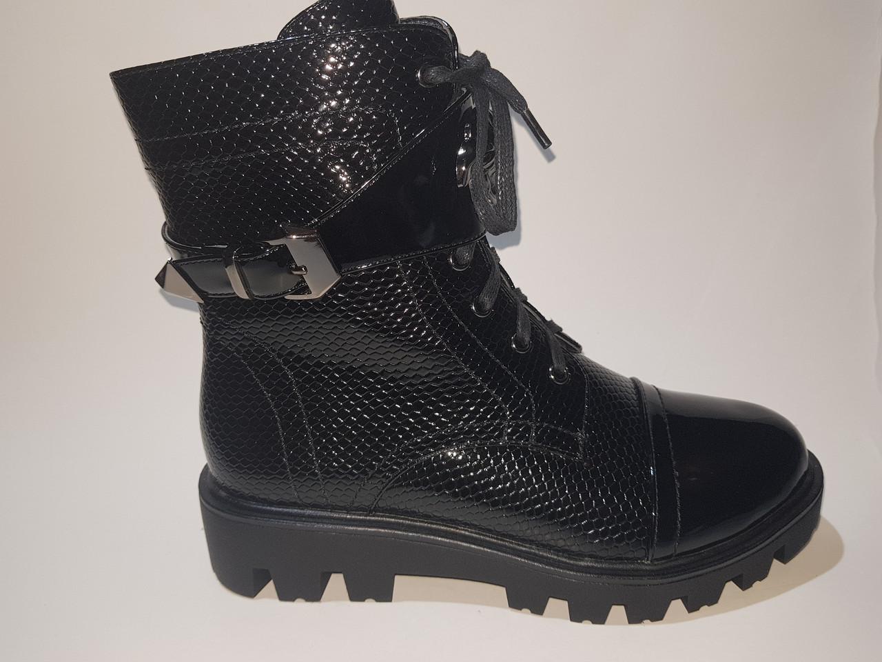65037d6c4 Стильные весенние ботинки на девочку 34 - 38 размеры: продажа, цена ...