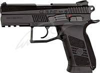 Пистолет пневматический ASG CZ 75 P-07 Duty Blowback. Корпус - металл