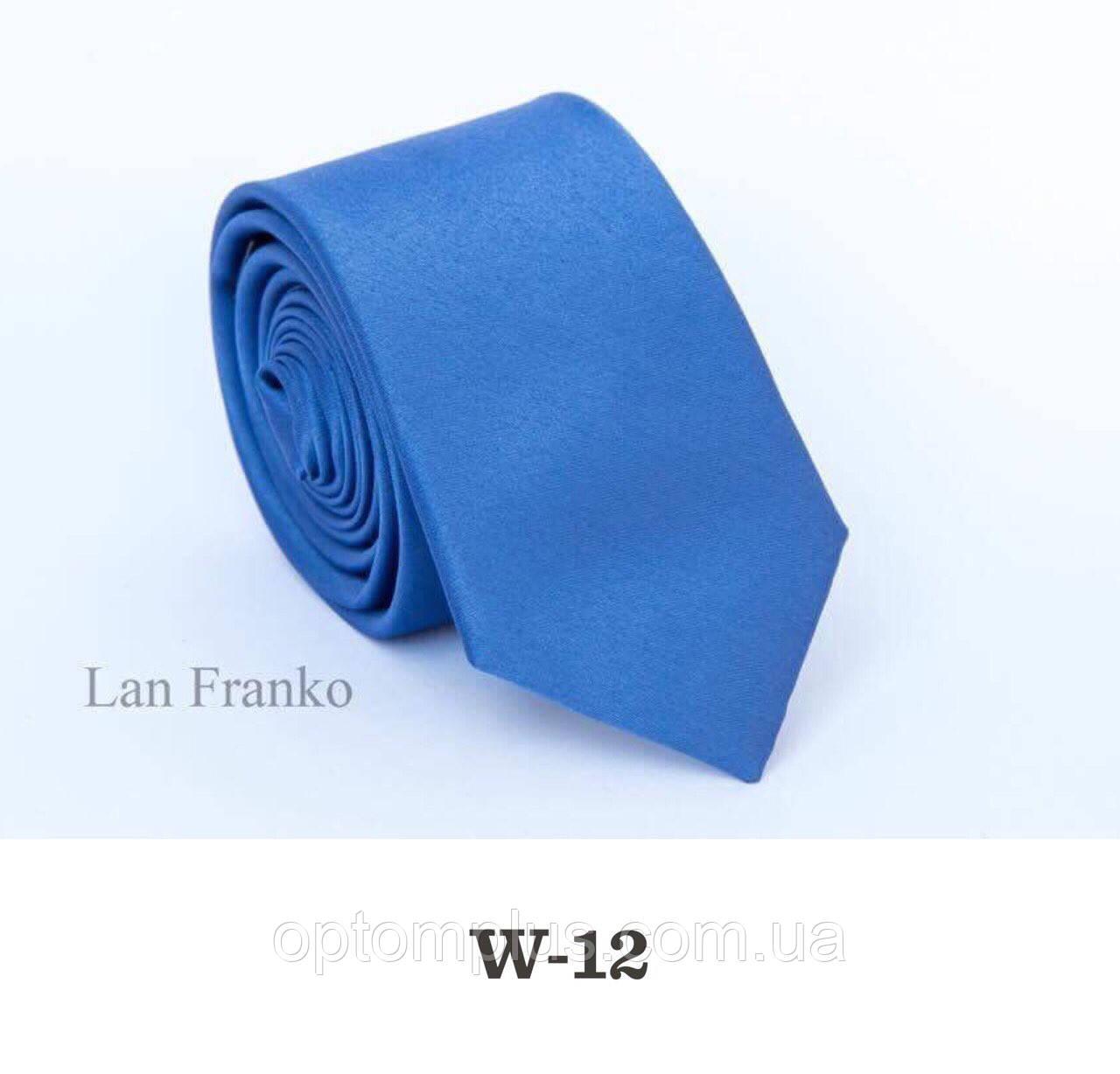 Краватка чоловічий широкий однотонний від складу оптом і в роздріб 7 км Одеса