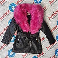Подростковая демисезонная куртка для девочки оптом NOVO  STYLE, фото 1