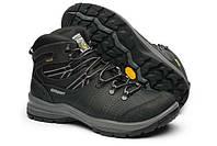 Мужские ботинки зимние Grisport  Red Rock 12523 (черные)