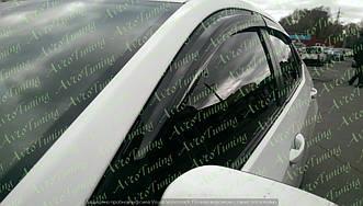 Ветровики окон для Toyota Corolla 2013-2017