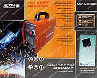 Сварочный инвертор ИСКРА ММА-306