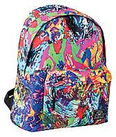 Рюкзак подростковый ST-15 Crazy 05, 31*41*14, фото 1