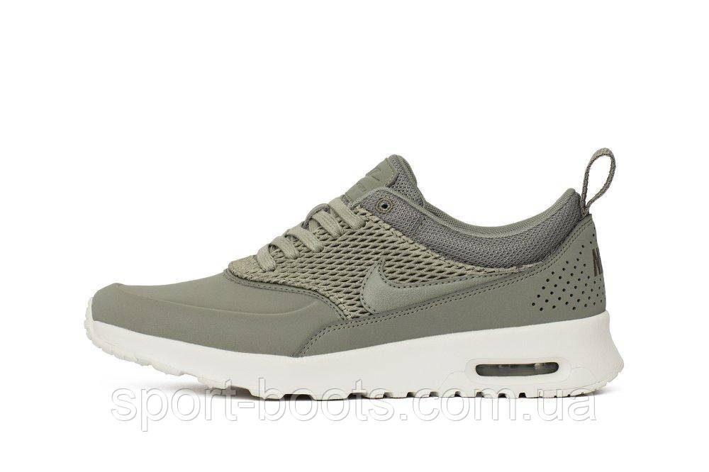 90c2200fbe9f Оригинальные женские кроссовки Nike Air Max Thea Premium Leather