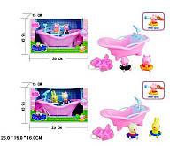Игровой набор свинка Пеппа в ванной 6077 PEPPA PIG