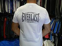 Футболка Everlast .Белая. Размер- S М Л Х 2 3
