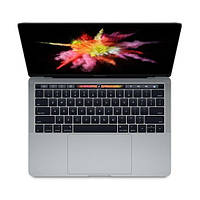 """Apple MacBook Pro 13"""", 512GB Retina Space Gray with Touch Bar, 2017, MPXW2, фото 1"""