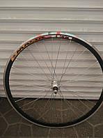 """Велосипедное колесо 26"""" MAYARIM пром подшипник заднее под дисковый тормоз"""