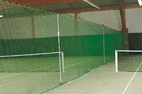 Сетка заградительная для ограждения теннисных кортов