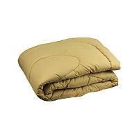 Одеяло зимнее микрофибра 140х205 Руно 52СЛБ бежевое