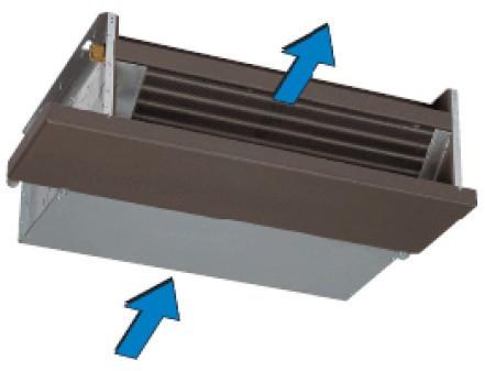 Внутрішній блок канального типу Neoclima FX-CH 431 SX+BRO 3.02 кВт