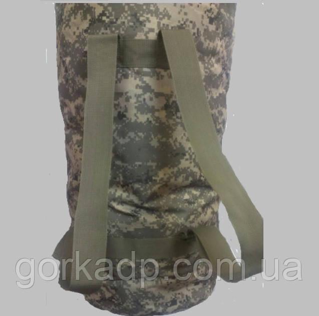 Армейский рюкзак сумка-баул 100 л (камуфляж)