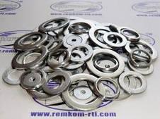 Наборы алюминиевых и медных колец