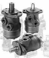 Гидромоторы героторные Sauer Danfoss серии OMR