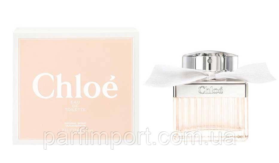 Chloe EDT 50 ml  туалетная вода женская (оригинал подлинник  Франция)