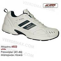 Мужские кожаные кроссовки Veer размеры 41 - 46