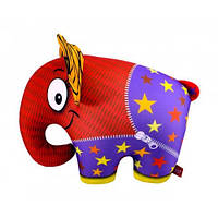 """Антистрессовая игрушка мягконабивная """"Слон"""" оранжевый """"SOFT TOYS """", DT-ST-01-60"""