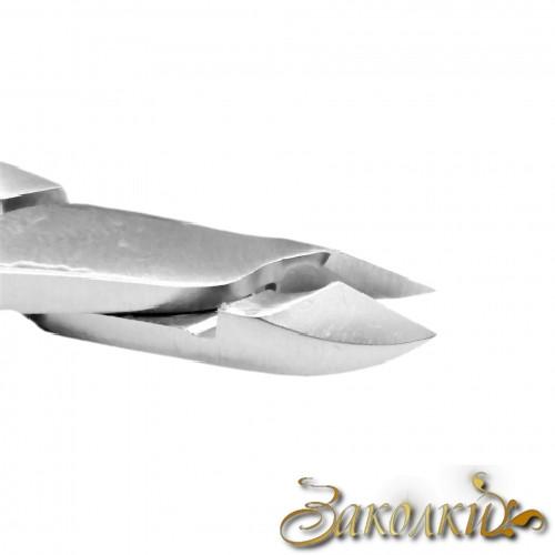 Кусачки для шкіри Сталекс, Артикул: N3-10-07 (КМ-00), Марка сталі 30Х13, Довжина ріжучої частини 7 ± 1 мм, Довжина з
