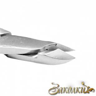 Кусачки для кожи Сталекс, Артикул: N3-10-07 (КМ-00), Марка стали 30Х13, Длина режущей части 7 ± 1 мм, Длина из