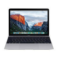 "Apple MacBook 12"", 256Gb Space Gray, 2017, MNYF2"