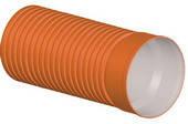 Гофрированная  труба 1000 мм. Инкор из полипропилена (ПП) для канализации и дренажа.