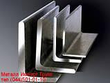 Уголок нержавеющий AISI 304(08Х18Н10) размером 60х60х6.0 мм , фото 2