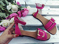 Женские сандалии из натуральной кожи р.36-40