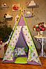 """Детский игровой домик, вигвам, палатка, шатер, шалаш, вігвам, дитячий будинок палатка """"Маленькие совята"""""""