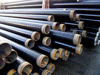 Битумная гидроизоляция стальных труб Dn 325 мм