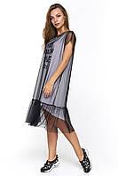 Летнее модное платье Валле