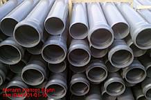Труби ПВХ для зовнішнього водопроводу SDR 41 PN 6 діаметром 110 мм