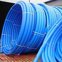 Труба 25х1.6 мм ПЭ-80 SDR 17.6  для холодного водоснабжения