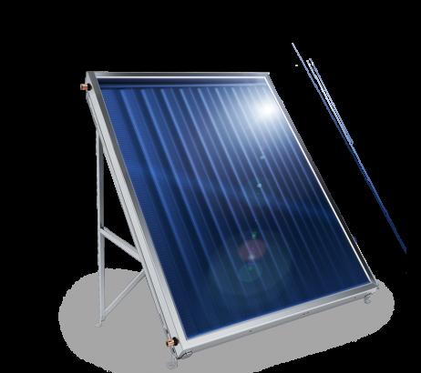 Плоский солнечный коллектор ELDOM GREEN LINE CLASSIC R 1.5 кв.м.