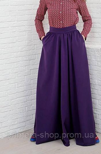 8041ec28138 Пышная длинная юбка в пол